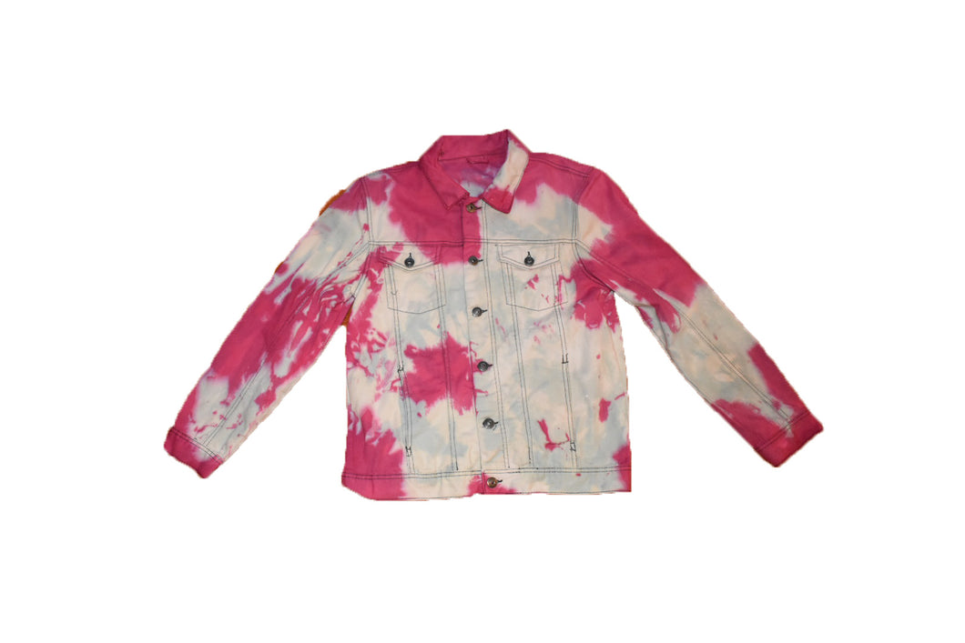 'Blood Stains' Denim Jacket