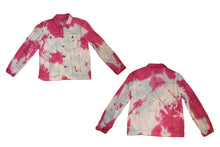 Load image into Gallery viewer, 'Blood Stains' Denim Jacket