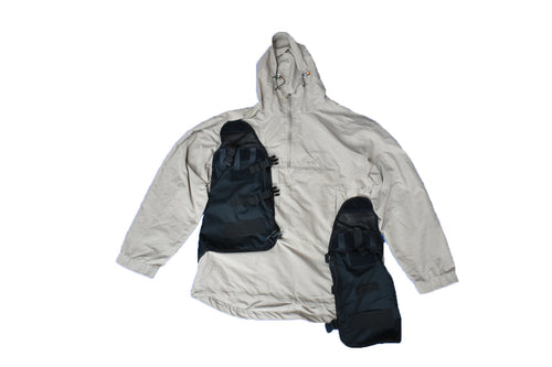 'Alternate Protection' Anorak
