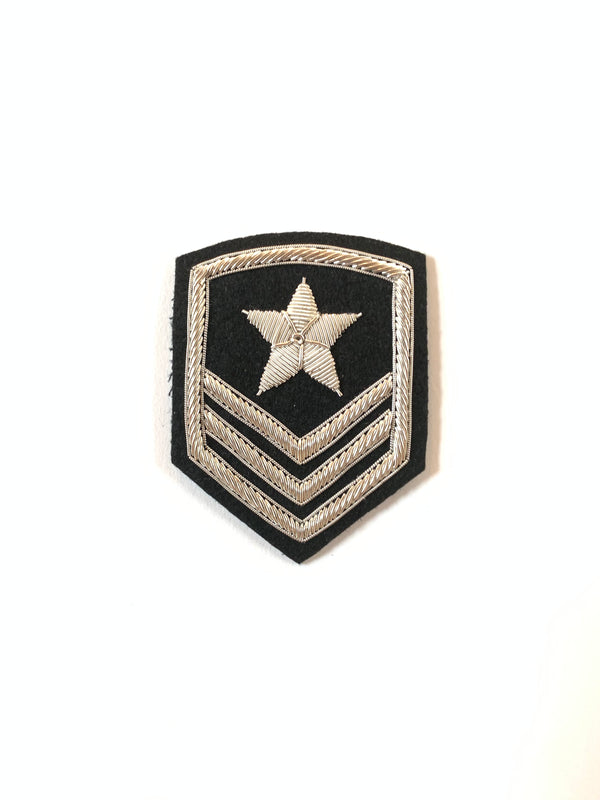 Military Silver