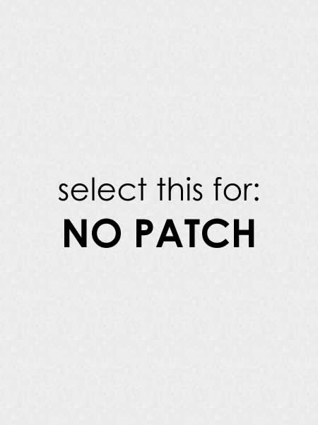 No Patch