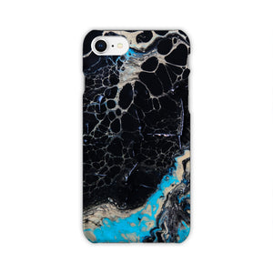 Nero Sogno iPhone Case by LURM