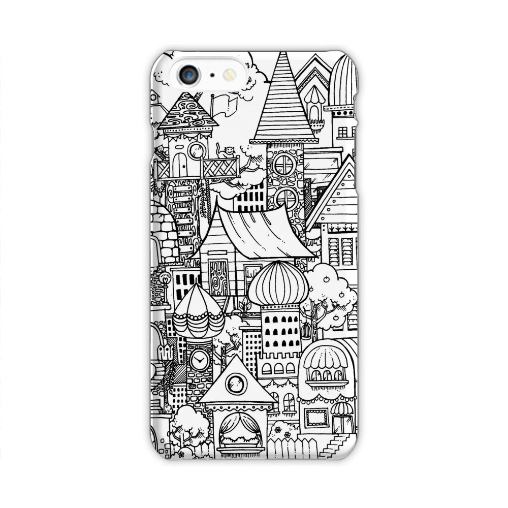 Istanaku iPhone Case by Elma