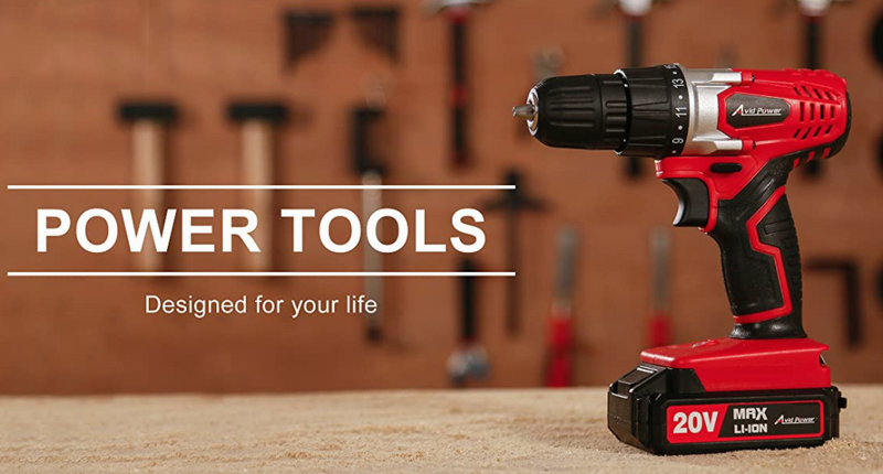 Avid Power Tools