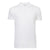 White Two-Button Polo Shirt