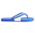 Blue Haston Flip Flops
