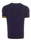 Navy Tape Arm Band T-Shirt