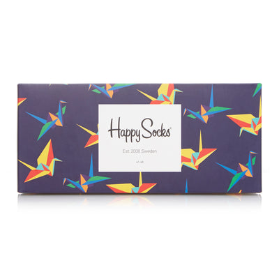 HAPPY SOCKS ORIGAMI GIFT BOX