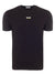 Black Logo Chest T-Shirt
