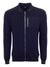 Filati  Paul Smith - Navy Zip-Through Knit