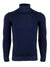 Roll Neck In Blu Notte