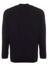 Black Stripe Arm Sweater