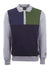 Filati | Paul Smith - Grey Colour Block Collared Sweatshirt