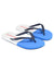 Haston Flip Flop in Navy/Skydiver/Cloud