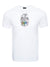 MENS REG FIT TSHIRT SKULL