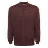 Merino Wool Button-Up Sweater