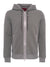Limitato Zipped Hoodie in Moon Mist