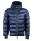 Pharrell Puffer Jacket In Cadet Blue