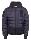 Iron Black Ski Master Puffer Jacket