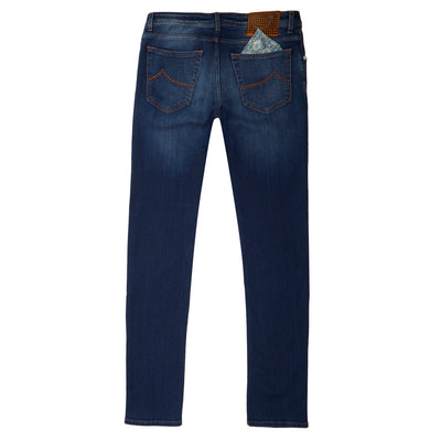 Mid Blue Wash J622 Tailored Jeans