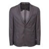 Grey Virgin Wool Blazer