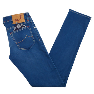 Blue Wash J622 Tailored Jeans