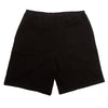 Black Logo Tape Swim Shorts