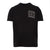 Black Reflective Square Logo T-Shirt