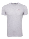 Grey DSQ2 Logo 2 T-Shirt