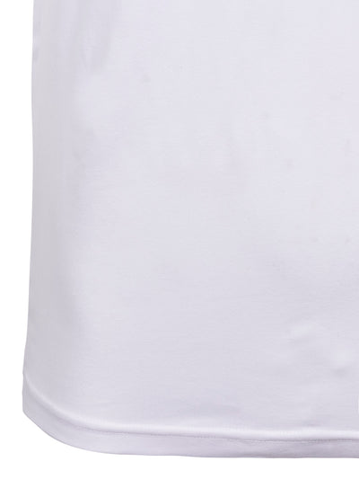 White DSQ2 Logo 2 T-Shirt