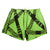 Green Icon Logo Swim Shorts
