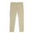 Khaki Stretch Slim Fit Chinos