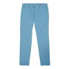 Luis Ice Blue Tailored Fit Chinos
