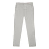 Luis Light Grey Taiored Fit Stretch Chino