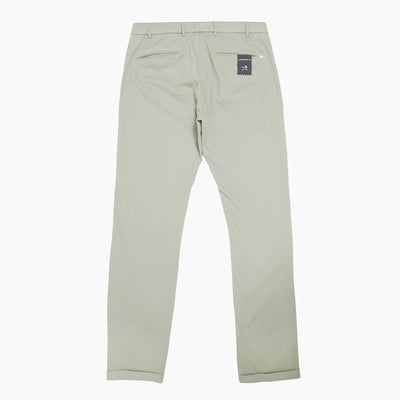 Luis Marine Green Taiored Fit Stretch Chino