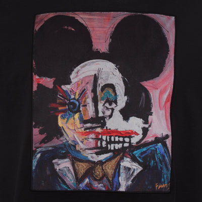 Black MJAU by John Paul Fauves T-Shirt