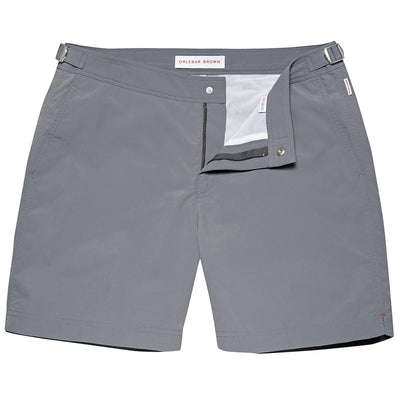 BULLDOG Granite Mid-Length Swim Shorts