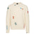 Cream Retro Pullover Jumper