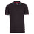 Black Multi Tipped Polo Shirt