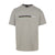 Grey Logo Stripe T-Shirt