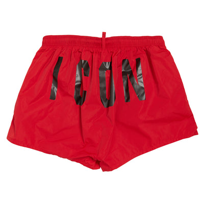 Red Icon Shorts