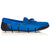 Blue Stride Lace Loafer