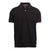 Black Smart Tipped Polo Shirt