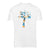 White Tree Print T-Shirt