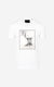The Walk by Craig Alan T-Shirt in White