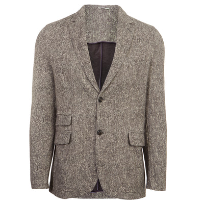Light Grey Cotton Jacket