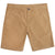 Camel Cotton Stretch Shorts