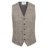 Light Grey Cotton Waistcoat