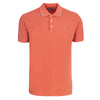 Coral Tipped Polo Shirt