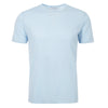 Sky Blue Cotton T-Shirt